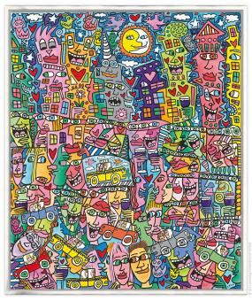 James Rizzi - Getting the most out of life