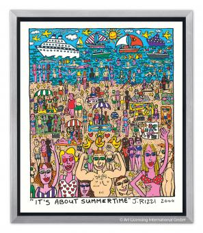 James Rizzi - It´s about summertime