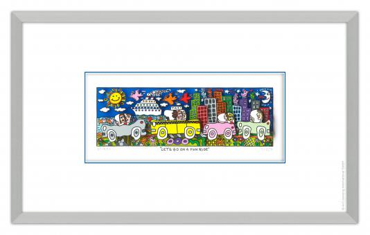 James Rizzi - Let´s go on a fun ride