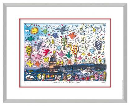 James Rizzi - Cruise me to Istanbul