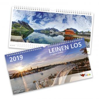 Panorama Wandkalender 2019