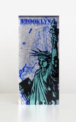 Sandra Rauch - Acrylblock New York - Statue of Liberty