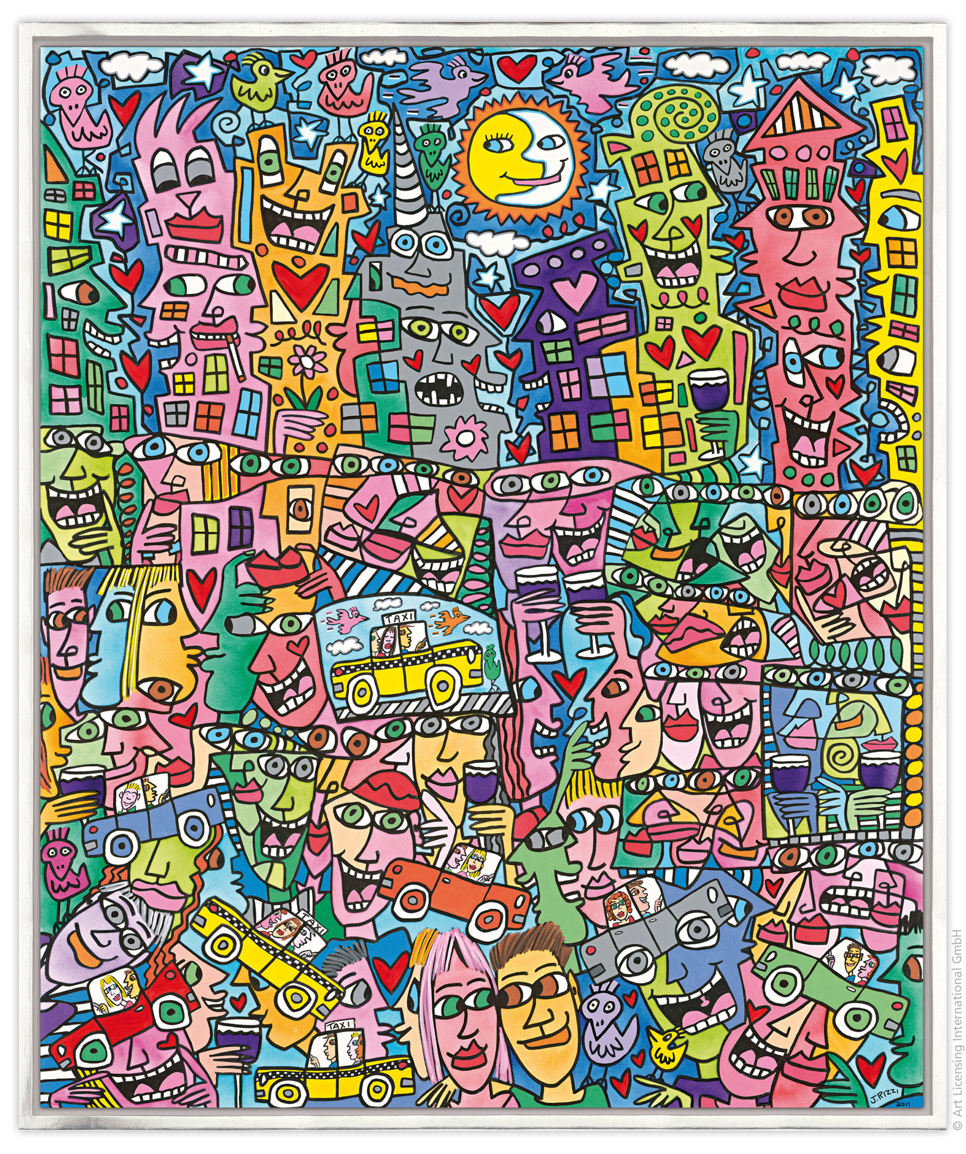 aida onlineshop james rizzi getting the most out of life online kaufen. Black Bedroom Furniture Sets. Home Design Ideas